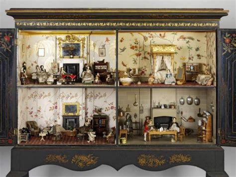 dolls house shops in london playing with dolls victoria and albert museum
