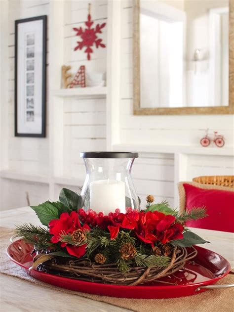holiday table centerpiece ideas and styles mom spark