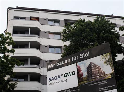 saga wohnung hamburg iw empfiehlt verkauf kommunaler wohnungen