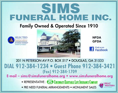 sims funeral home douglas ga 31533 version free