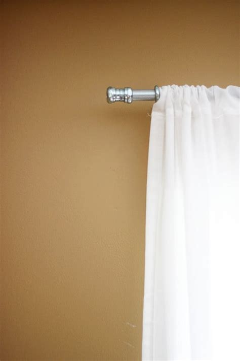 cheap curtain rod 25 best ideas about cheap curtain rods on pinterest