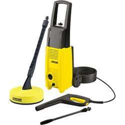 T50 Patio Cleaner by Karcher K2 94 M Refurbished Pressure Washer With T50 Patio