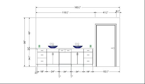 average kitchen counter height standard counter height average bathroom sink size typical
