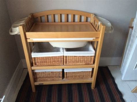 How Much Is A Changing Table Mamas And Papas Solid Wood Changing Table With Bath For Sale In Rathmines Dublin From Heleneobrien