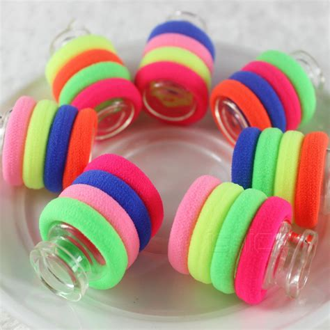 Ikat Rambut Jrk Flowers Hair Bands ikat rambut model rainbow 5pcs multi color jakartanotebook