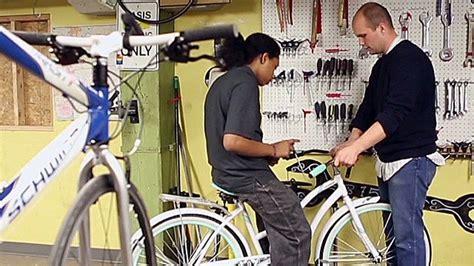 bike workshop ideas used bikes change lives cnn