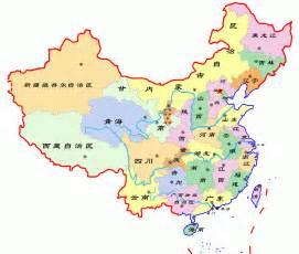 Political Map Of China by Political Map Of China 2007 Full Size