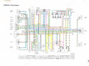 1983 K Z 440d Wiring Diagram Fuse Issue