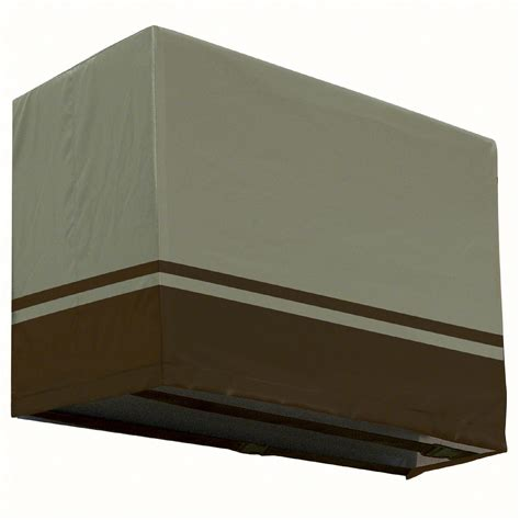 window air conditioner covers outside classic accessories villa small window air conditioner cover