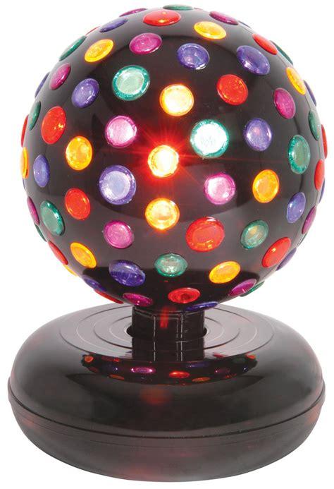 rotating disco light qtx light large rotating disco 30cm whybuynew