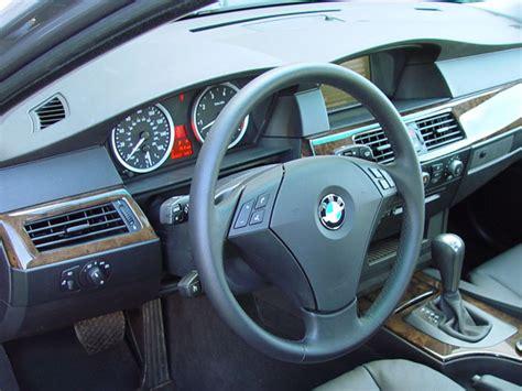 2005 Bmw 525i Interior by 2005 Bmw 5 Series 525i Sedan Interior Photos Automotive