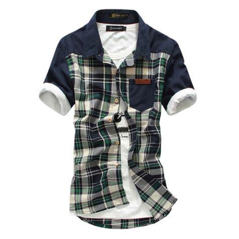 Baju Kaos Pria Lengan Pendek Import 26 kemeja pria lengan pendek import