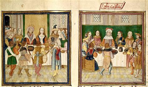 banchetto medievale il banchetto raddoppia folia