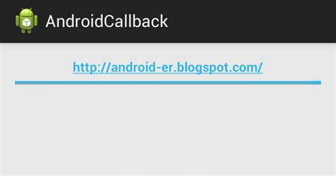android er android onclick define callback method when android er implement callback function with interface
