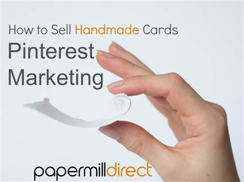 How To Sell Handmade Cards - how to sell handmade cards using