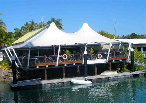 The Tin Shed Port Douglas by Outdoor Dining Picture Of Tin Shed Port Douglas