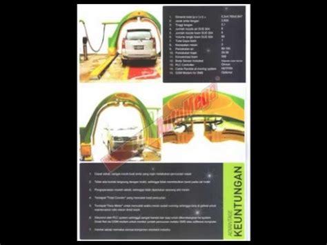 Mesin Cuci Mobil Otomatis alat cuci mobil semi otomatis mesin cuci mobil otomatis