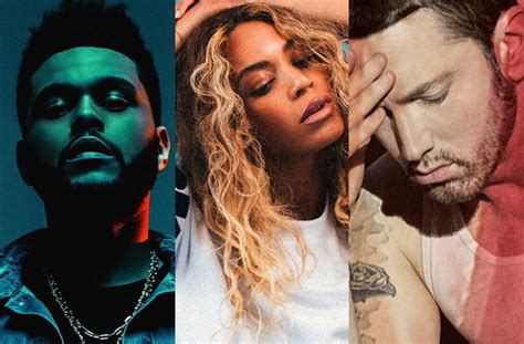 beyonce coachella eminem and the weeknd are rumored to join beyonce as