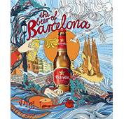 Estrella Damm Beer  Art And Design Inspiration From