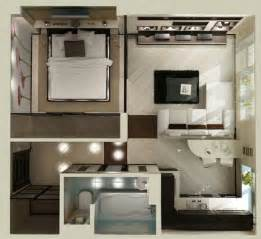 House 2 Home Flooring Design Studio Planos De Apartamentos Peque 241 Os De Un Dormitorio Dise 241 Os