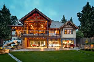 Traditional exterior vancouver by tdswansburg design studio