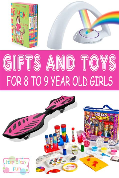 best gifts for 8 year old girls in 2017 8 year olds 8th