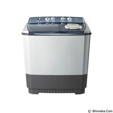Mesin Cuci Lg Wp 850r jual lg mesin cuci tub wp 1460r murah bhinneka