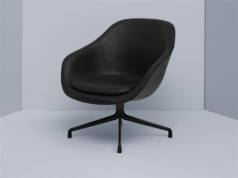 hay lounge chair buy the hay about a lounge chair low aal81 black swivel