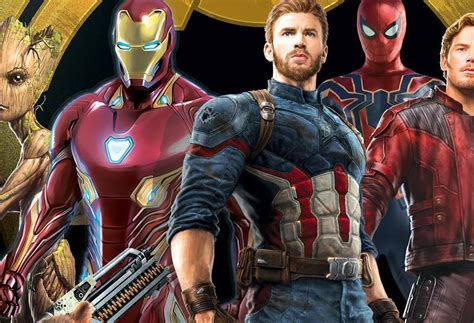 katso avengers infinity war uusi kuva avengers infinity war elokuvasta kostajat ja