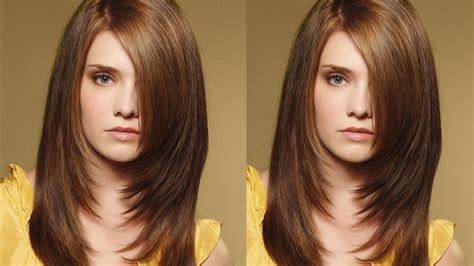 how to cut women s hair step by step long hairstyle cut step by step cut hair short long hair