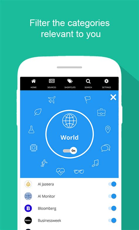 8 Best News Sources by Inkl News Unlock The World S Best News Sources Android