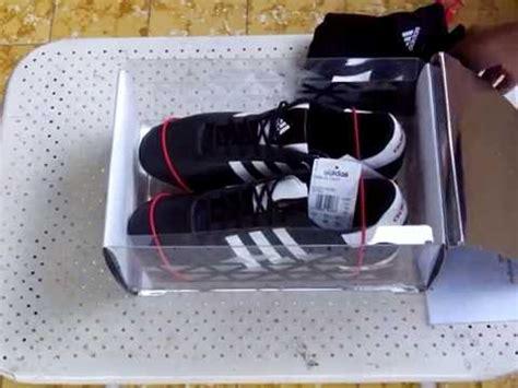 Sepatu Adidas Biasa sepatu futsal adidas copa sl ct black white unboxing