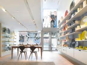 interior home store retail shop interior design of mud australia showroom new