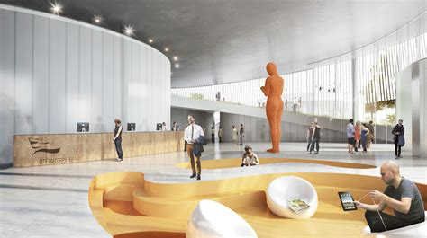 BIG Selected to Design Human Body Museum in France ArchDaily