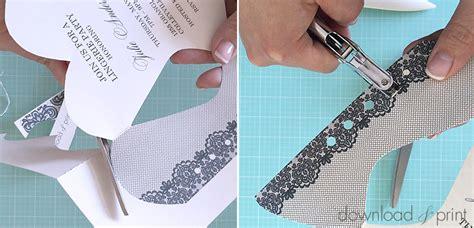 Diy Lace Up Corset Invitation Printable Template Lace Up Corset Invitation Template