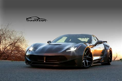 widebody corvette c7 c7 widebody kit design corvetteforum chevrolet