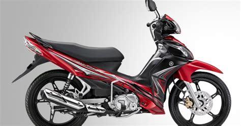 Yamaha Db Cw Merah daftar harga motor angsuran kredit murah sepeda motor
