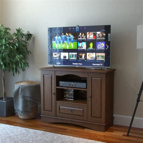tv stand in bedroom kaydon 42 in bedroom tv console with media storage in