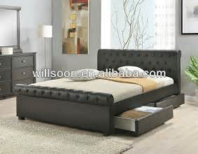 Double Drawer Dresser by Double Bed Designs With Drawers Home Decoration Live
