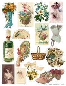 vintage images free free vintage graphics collage sheet no 3 avalon