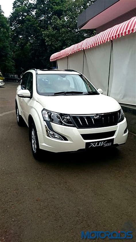 mahindra xuv 500 automatic diesel mahindra xuv500 automatic launched in india at inr 15 36