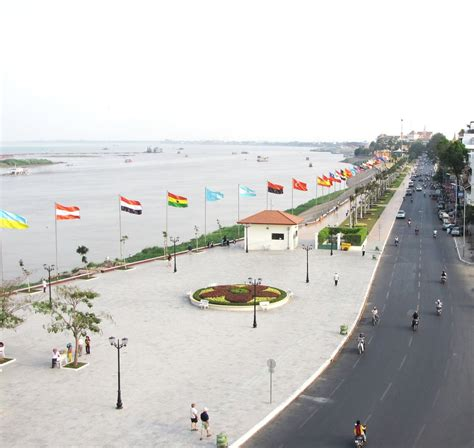 Phnom Penh Today by Dynamiccambodia Phnom Penh Capital Pearl City In South