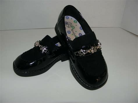 highlights toddler black dress shoes size 7 5 for every occasion ebay
