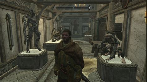 Hearthfire Trophy Room by Skyrim Dlc Adds More Time Sinks But Also Some Depth