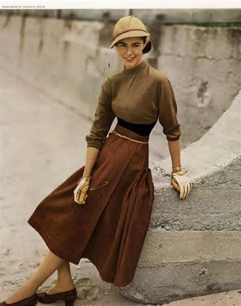 17 best ideas about vintage fall fashion on