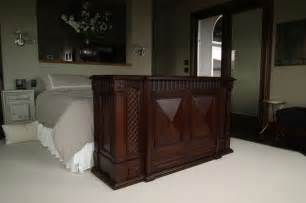 tv lift cabinet for foot of bed costco diy tv lift cabinet at foot of bed us made tv lift