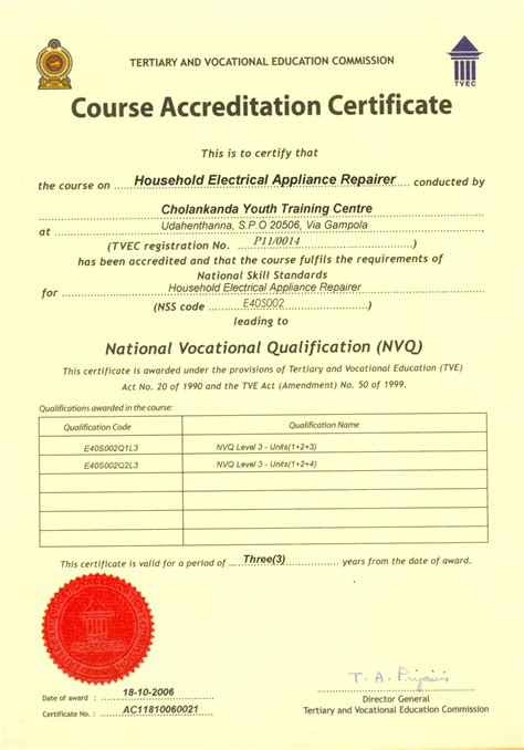 Nvq Level 3 Plumbing Courses by Refrigeration Refrigeration Nvq Level 3