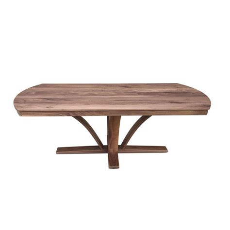 Minotti Rugs New Custom Bedre Woodworking Walnut Dining Table Original