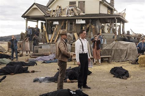 dig cancelled after one season by usa network no season 2 damnation tv show on usa cancelled no season two