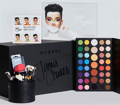james charles palette name of shades james charles posts facebook